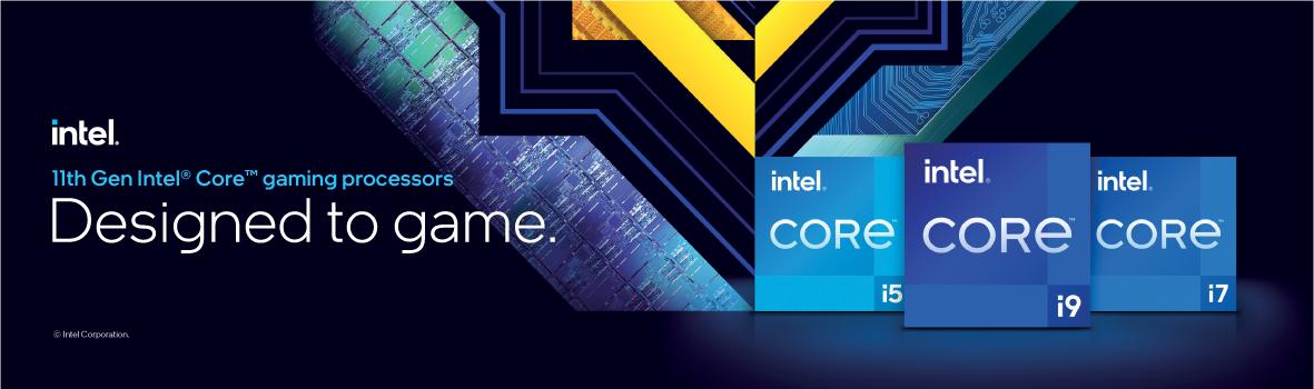 Intel 11th GEN Desktop PCs