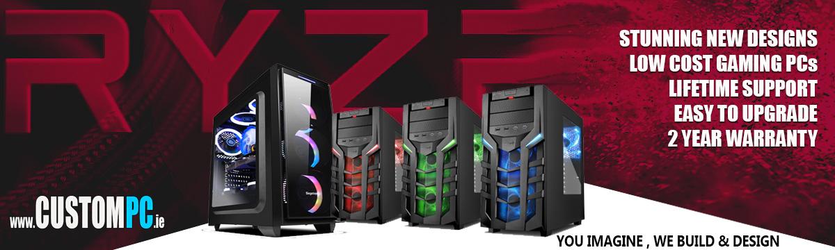 AMD RYZEN Vega Gaming PCs