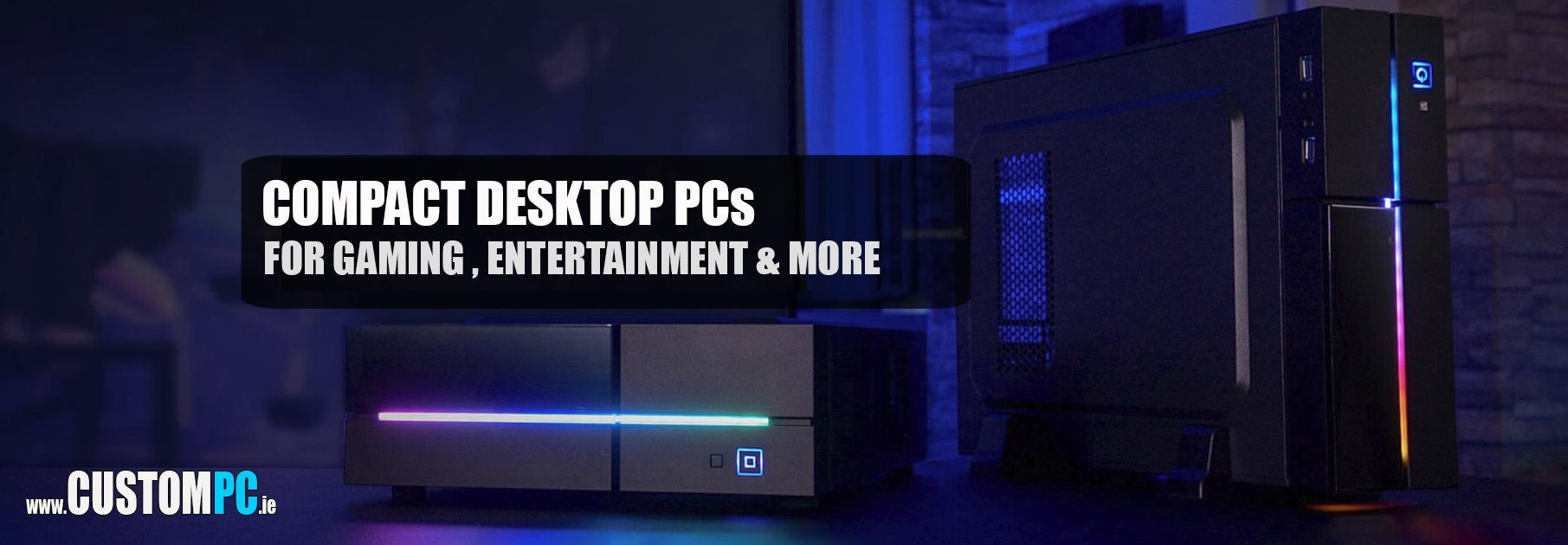AMD SFF Gaming PCs