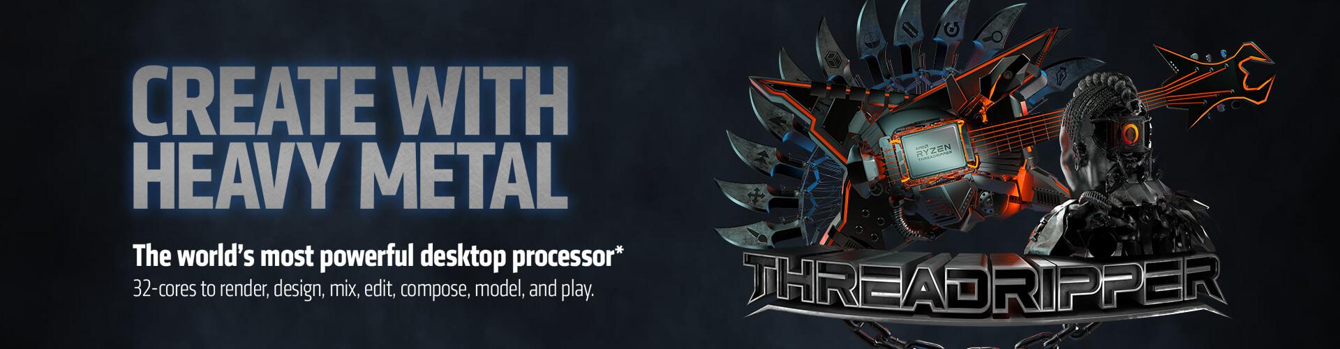 AMD Threadripper Workstations