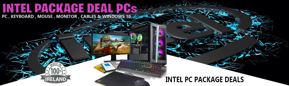 Intel Gaming Package Deals