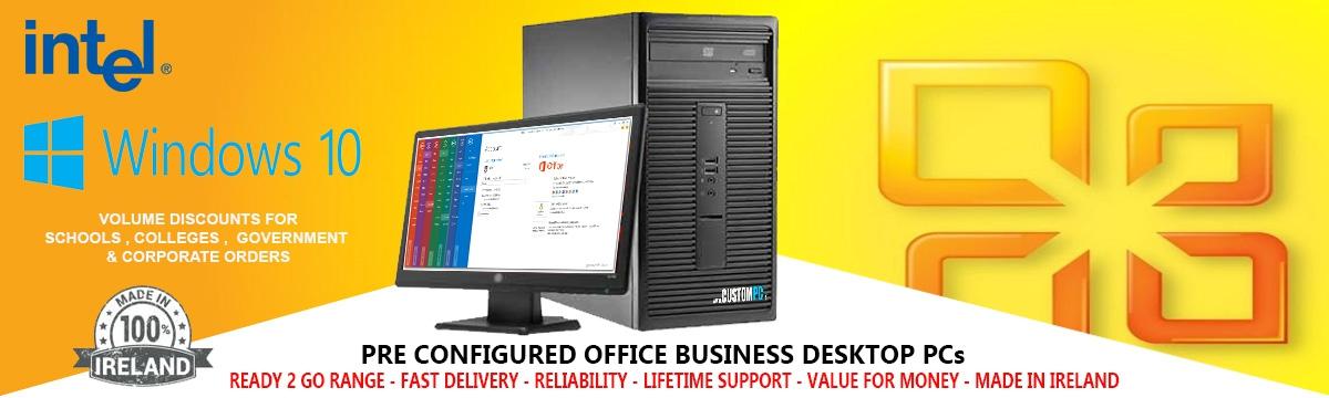 Ready 2 Go - Intel Business PCs