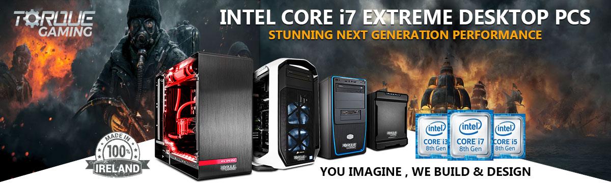 INTEL EXTREME CORE i7 PCs