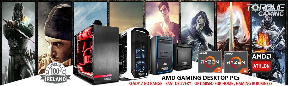 Ready 2 Go - AMD Desktop PCs
