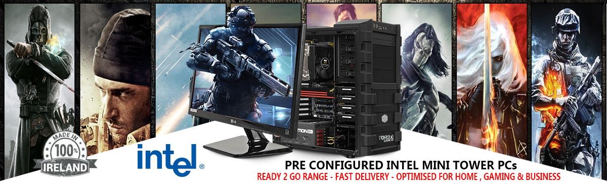 Ready 2 Go -  Intel Desktop PCs